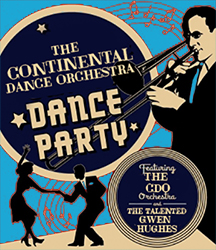 Continental Dance Orchestra Big Band